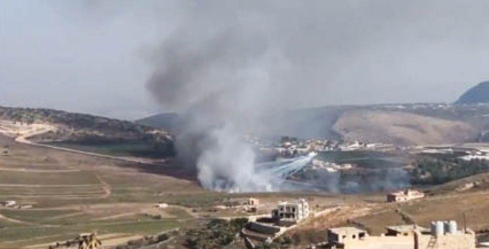 تخبط إسرائيلي واشتباكات وقصف على الحدود اللبنانية