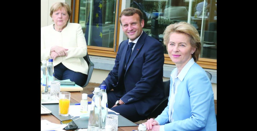 الكبرياء سبب سقوطها أوروبا كانت مستعدة لوباء «كورونا»
