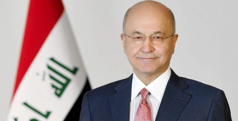رئيس الجمهورية يهنئ الشعب العراقي والأمة الإسلامية بمناسبة عيد الأضحى المبارك