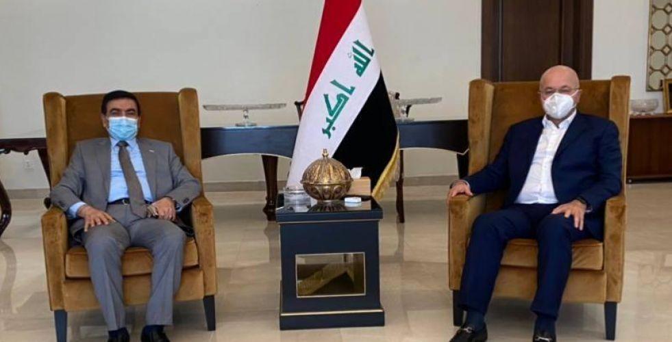 رئيس الجمهورية يؤكد ضرورة تطوير قدرات القوات الأمنية