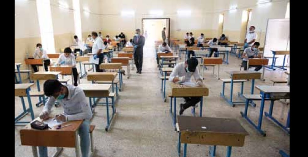 اليوم..47 ألف طالب وطالبة يؤدون الامتحانات التمهيدية