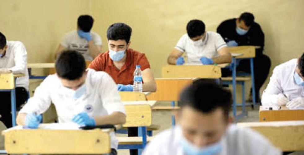 الصحة: حملات لمتابعة إجراءات الوقاية في مراكز الامتحانات