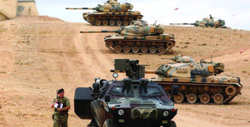 استنكار دولي واسع للاعتداء التركي  على الأراضي العراقية