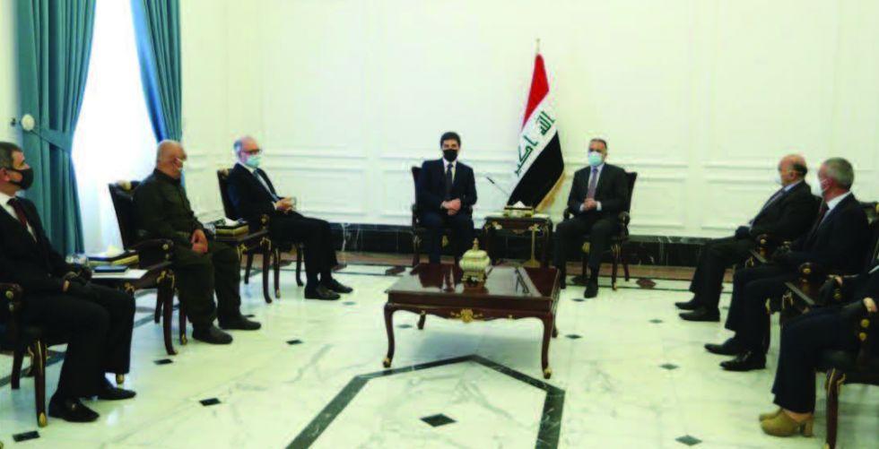 دعوات لاتفاق نهائي بين الحكومة الاتحادية والإقليم