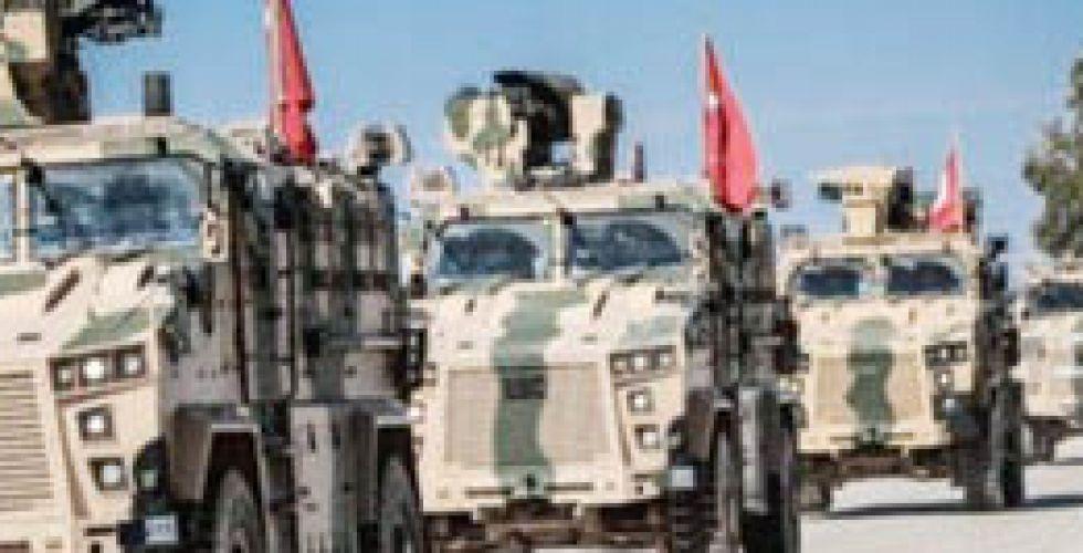 بومبيو يدعو تركيا لسحب قواتها من شرق المتوسط