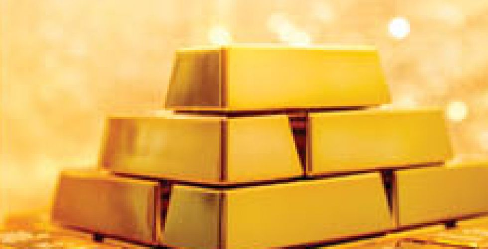 الذهب عند  أعلى مستوى في أسبوعين