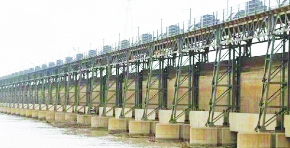 سدة سامراء: إيرادات نهر  دجلة جيدة جدا