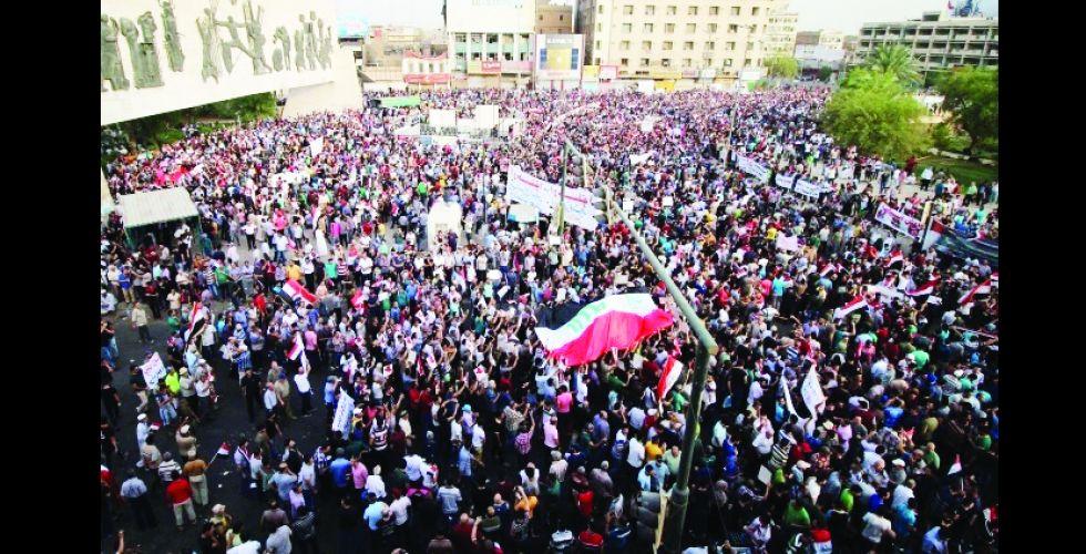 إنجاز الدفعة الأولى من تعويضات ضحايا تظاهرات بغداد