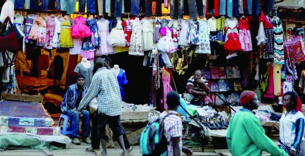 انتعاش صناعة الملابس في كينيا