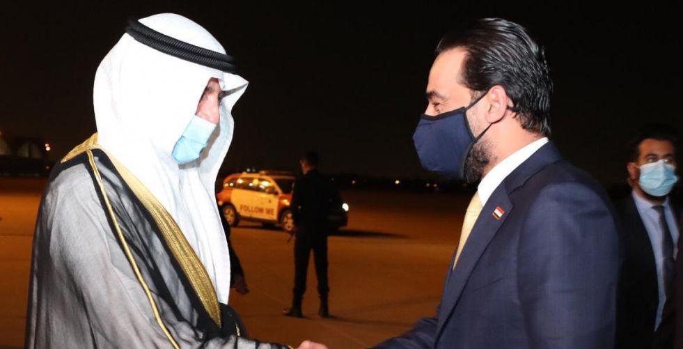رئيس مجلس النواب يصل  إلى الكويت