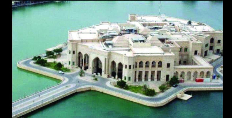 وضع الحجر الأساس لبناء المستشفى الأميركي في بغداد