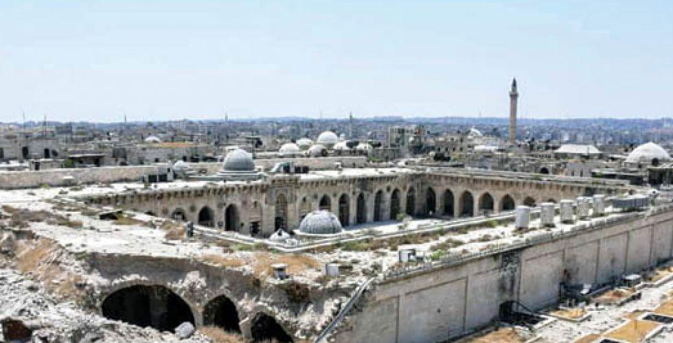 حلب وتدمر.. كنوز سوريا  الآثارية تنهض من جديد