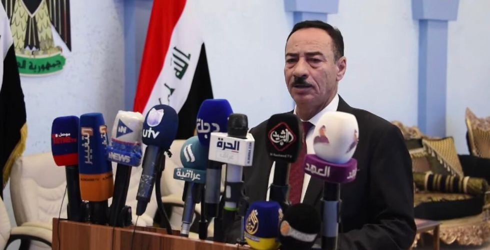 فرنسا تتعهَّد بإعادة إعمار مطار الموصل