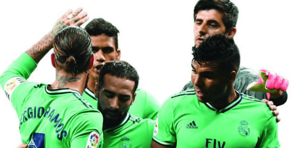 ريال مدريد يبحث عن تعويض بدايته المخيبة  في الليغا