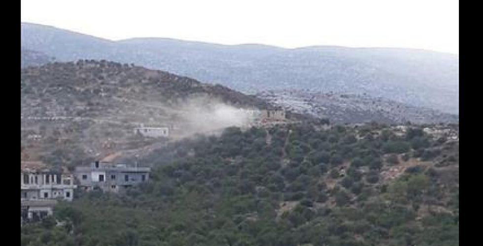 اشتباكات عنيفة بين الجيش اللبناني ومجاميع إرهابية شمال لبنان