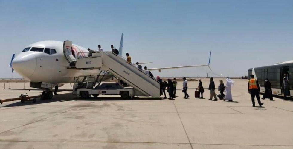 6 إلى 10 رحلات يومياً من مطار البصرة