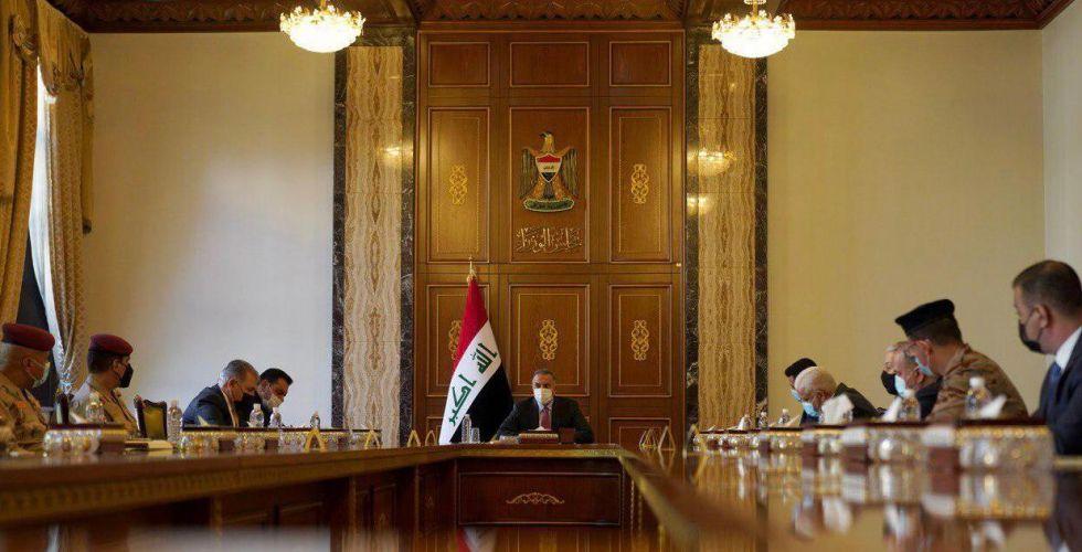 الكاظمي يترأس الاجتماع الأول للجنة التحقيق في الخروقات الأمنية