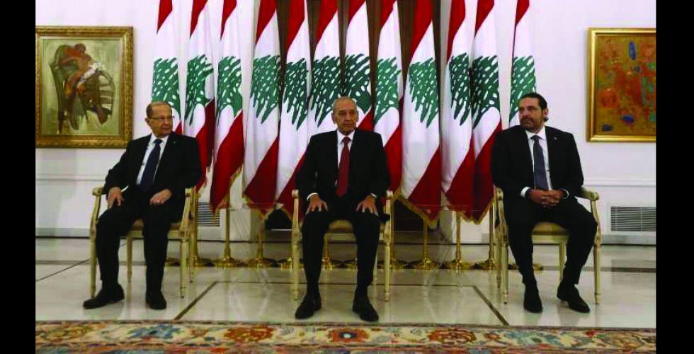 صراع سياسي عنيف في لبنان