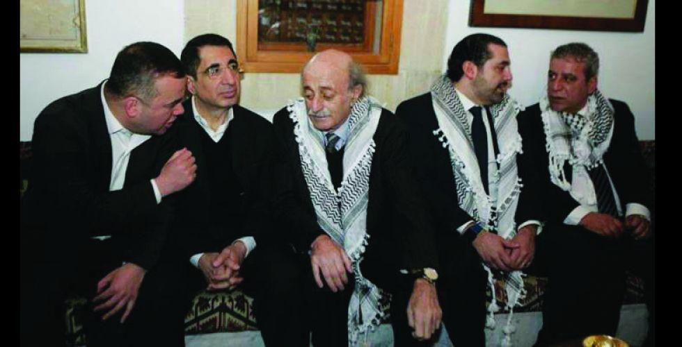 باسيل يخشى إحياء «التحالف الرباعي» في لبنان
