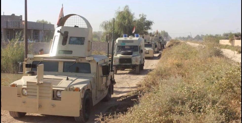 رصد خلايا نائمة في بغداد وتدمير أنفاق لداعش بالموصل