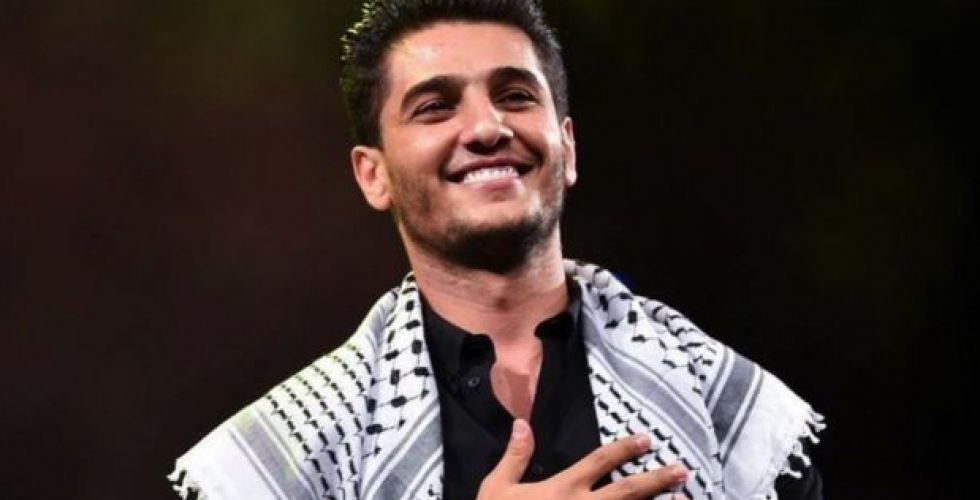 محمد عساف  يمنع من دخول  بلده