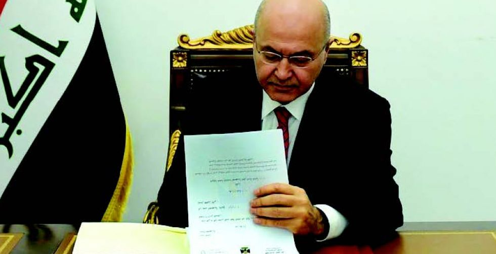 The President of the Republic approves the federal budget