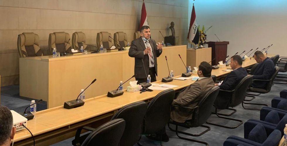 معهد التطوير البرلماني يختتم دورة السكرتارية الإعلامية للجان النيابية