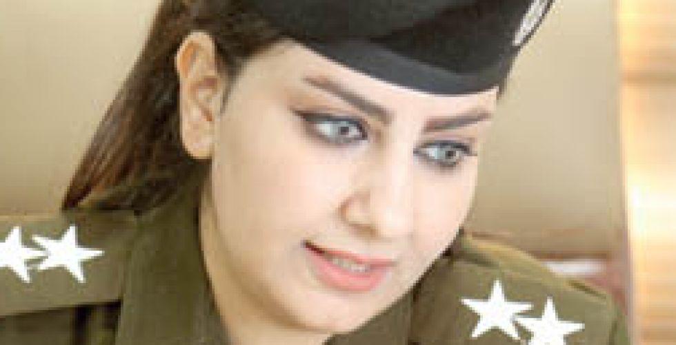 لارا فاضل: سلك الشرطة منحني الثقة والفخر