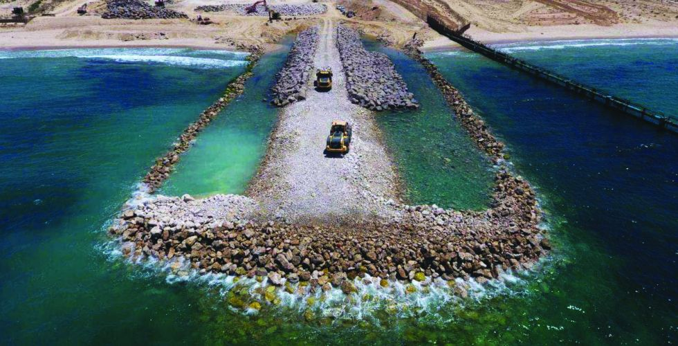 وليد السهلاني: القناة الجافة نقطة وصل كبيرة بين الشرق والغرب