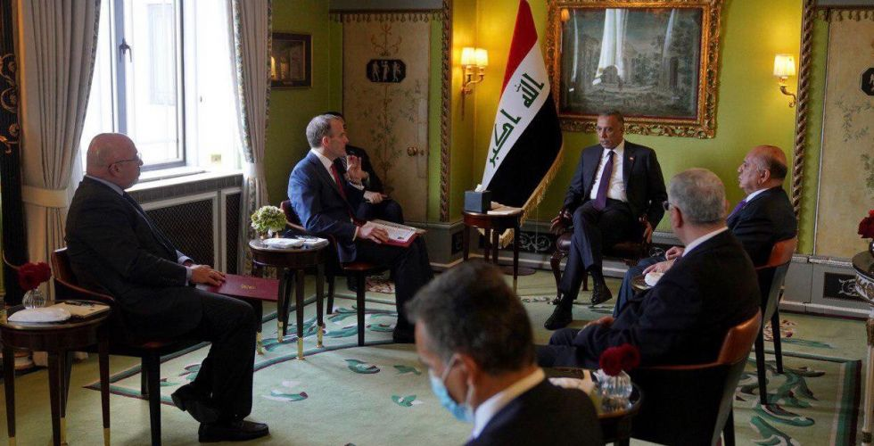 Al-Kazemi: The opportunity is available for British companies to invest in Iraq