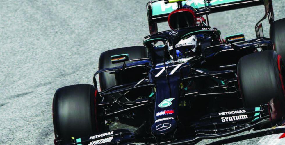 بوتاس يتقدم  بسباق البرتغال للفورمولا 1