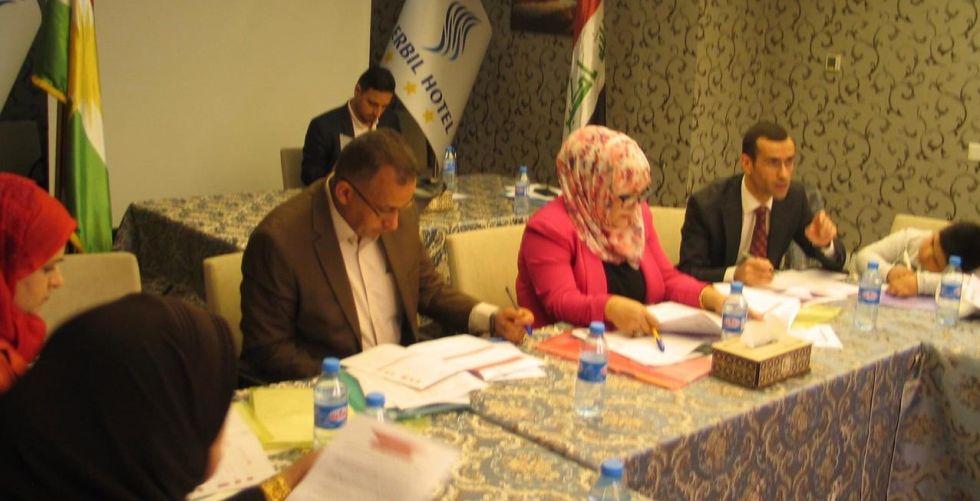 اجتماع فني بين بغداد وأربيل لتهيئة خطط التعداد العام للسكان