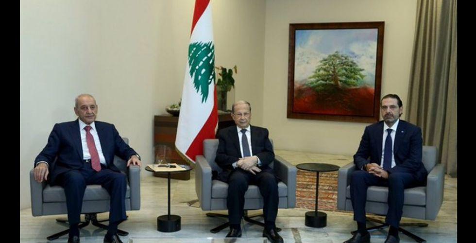 تفاهم على حكومة لبنانية من عشرين وزيراً