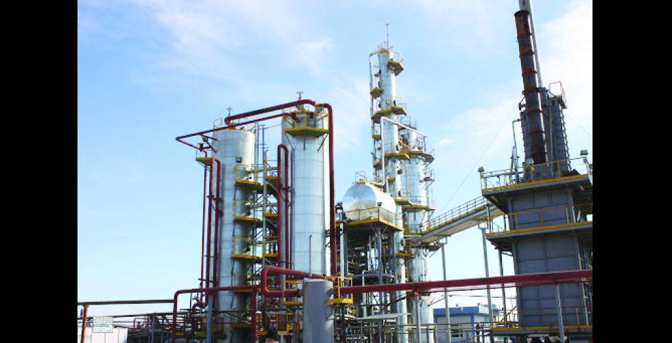 وزير الصناعة يفتتح مصنع المنتجات الإسفلتية في كركوك