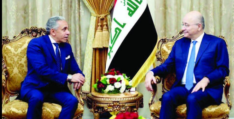 صالح يتلقى دعوة للمشاركة في مؤتمر القمة العربية - الأوروبية