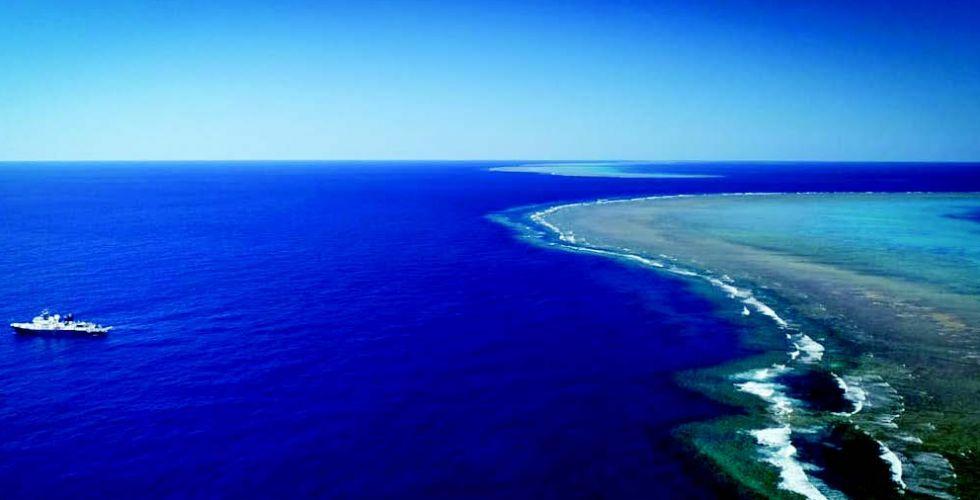 الكشف عن {ناطحة سحاب} مرجانيَّة في الحيد العظيم باستراليا