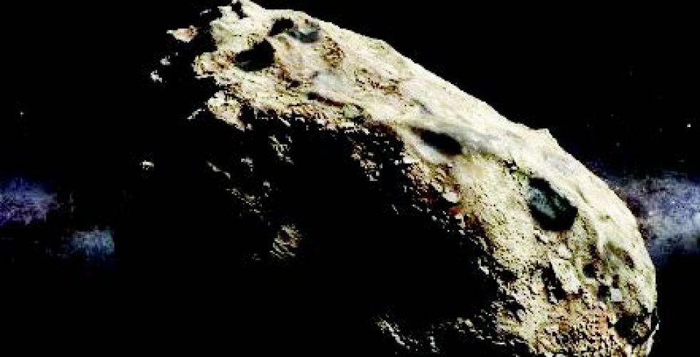 كويكب قد يضرب الأرض  في العام 2068