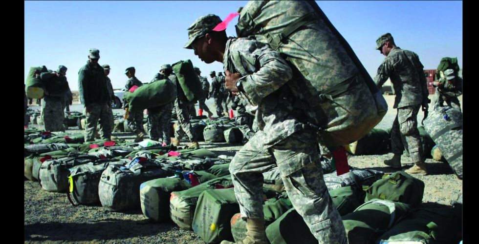 Foreign Ministry: We agreed with Washington to reduce the number of forces to 2,500 soldiers