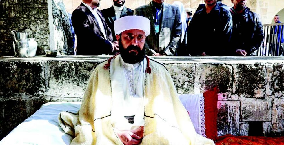 علي الياس.. الزعيم الروحي الجديد للايزيديين