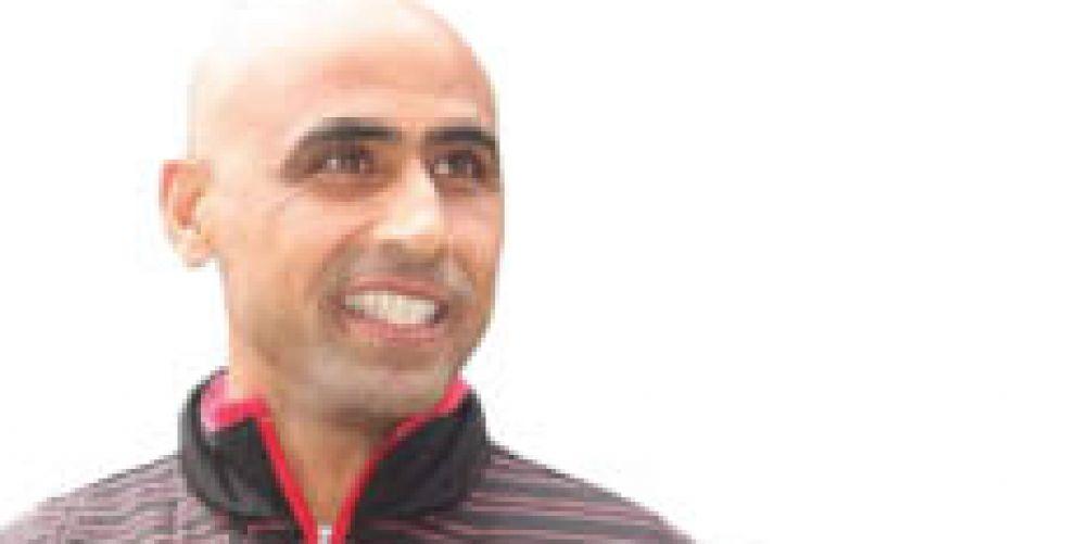جاسب سلطان: سندعم الفريق بمحترفين أردني وأفريقي