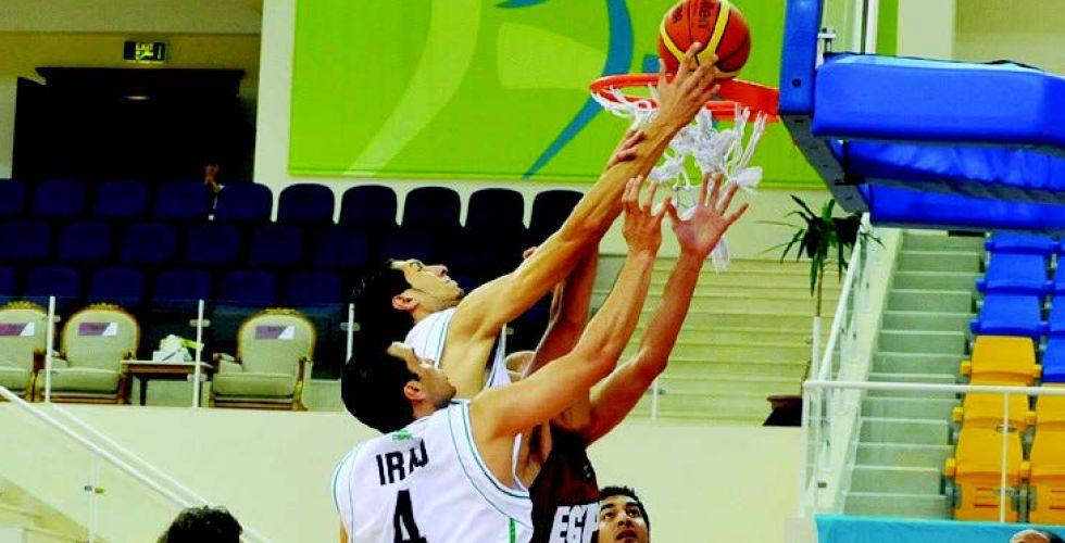 وطني السلة يختتم معسكر أنقرة ويغادر غداً الى البحرين