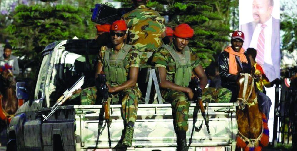 القوات الإثيوبية تتقدم صوب عاصمة تيغراي