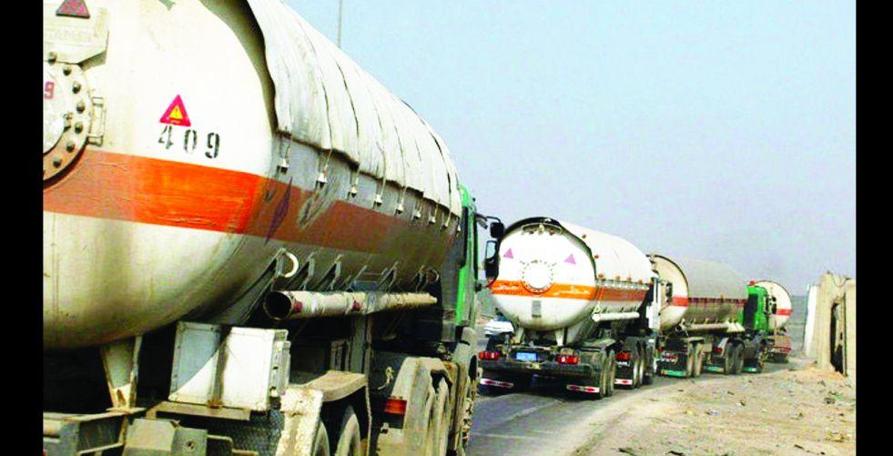 واشنطن تمدد لبغداد استيراد الطاقة من طهران