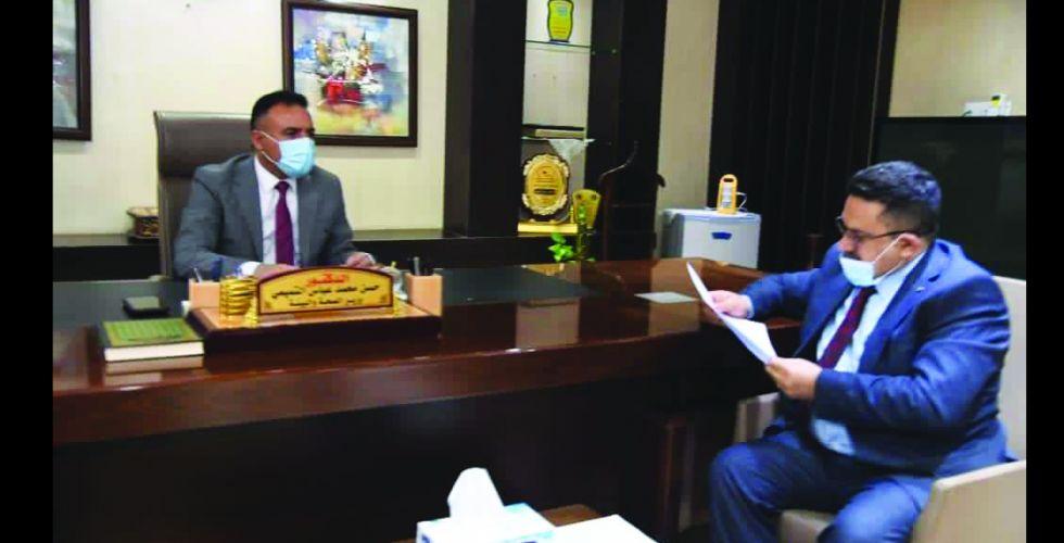 وزير الصحة: الوضع الصحي في العراق تحت السيطرة