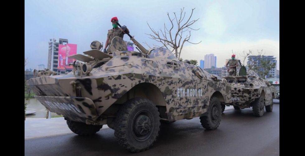 حكومة إثيوبيا تعلن النصر في تيغراي