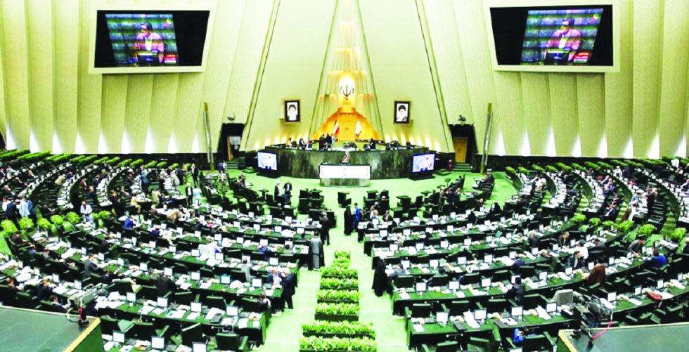 البرلمان الإيراني يصوّت على رفع نسبة تخصيب اليورانيوم
