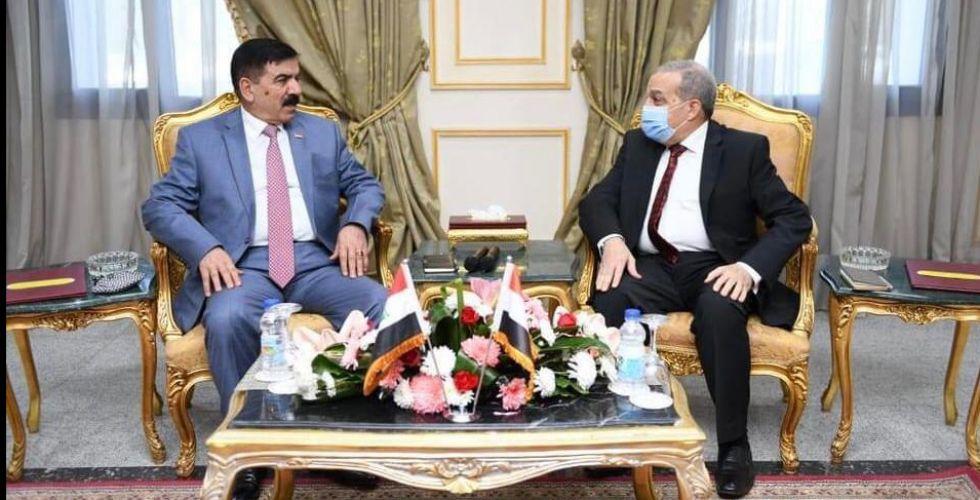 العراق ومصر يشكلان وفوداً فنية للتعاون في مجال الإنتاج الحربي