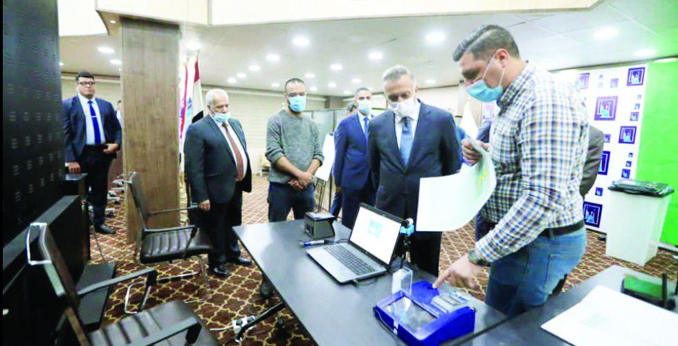 رئيس الوزراء يؤكد أهمية إقرار قانون تمويل الانتخابات
