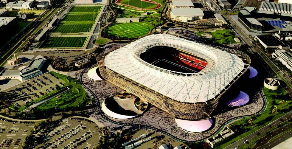 استاد الريان رابع ملعب  جاهز لمونديال 2022