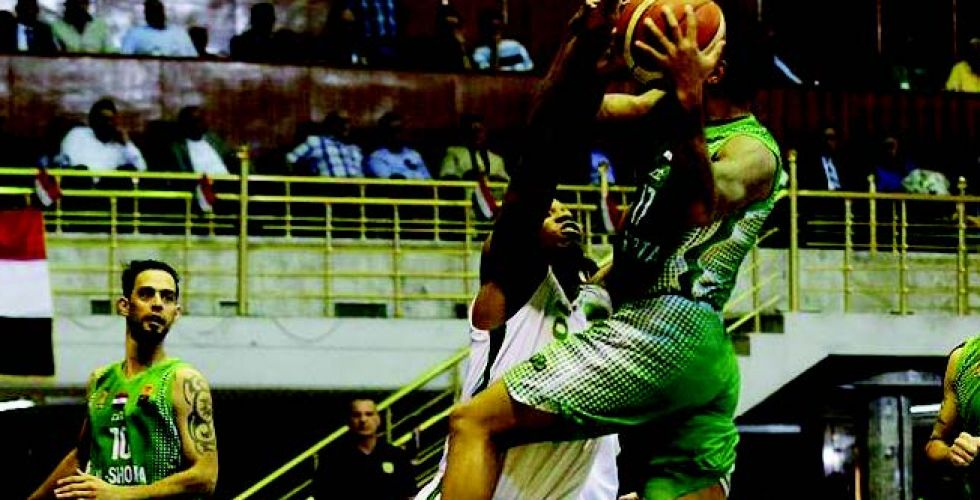 انطلاق البطولة التنشيطية بكرة السلة